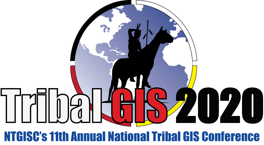 2020 tribal gis conference logo